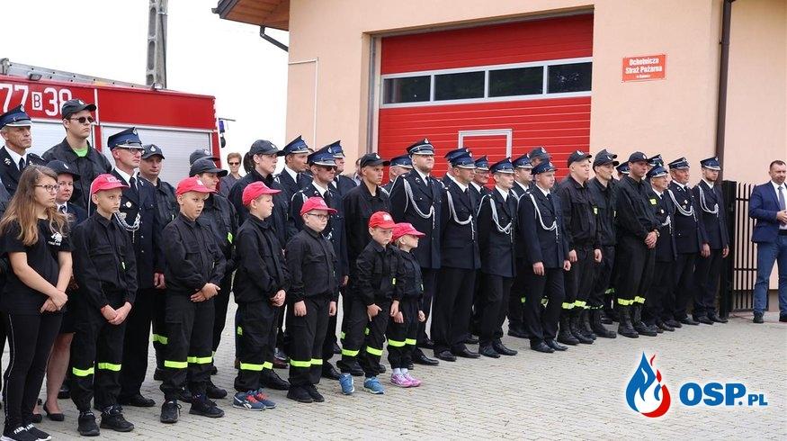 Nowe samochody gaśnicze w powiecie siemiatyckim OSP Ochotnicza Straż Pożarna
