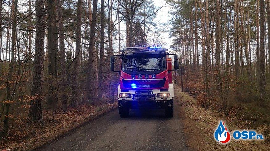 Miejscowe zagrożenie OSP Ochotnicza Straż Pożarna