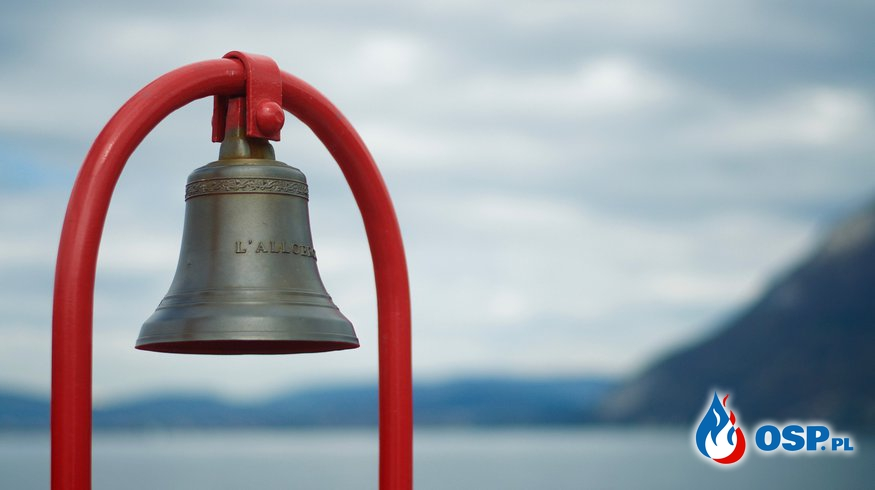 Próba uruchomienia systemów alarmowych OSP Ochotnicza Straż Pożarna