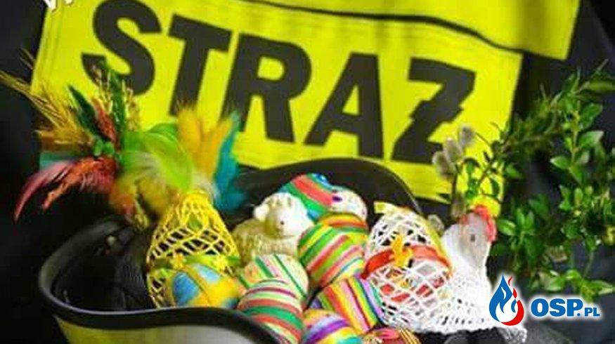 Wesołych Świąt Wielkanocnych OSP Ochotnicza Straż Pożarna