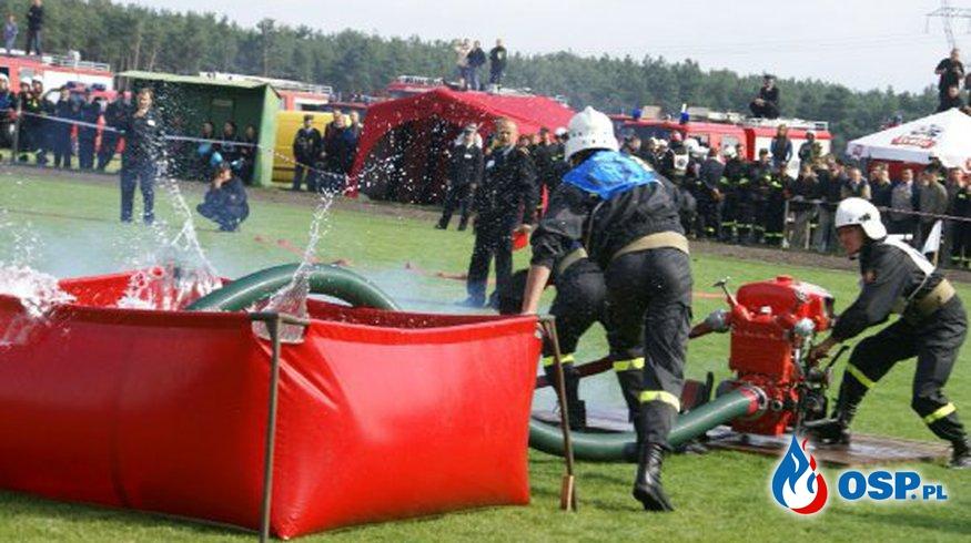 Zaproszenie na Zawody Sportowo-Pożarnicze . OSP Ochotnicza Straż Pożarna