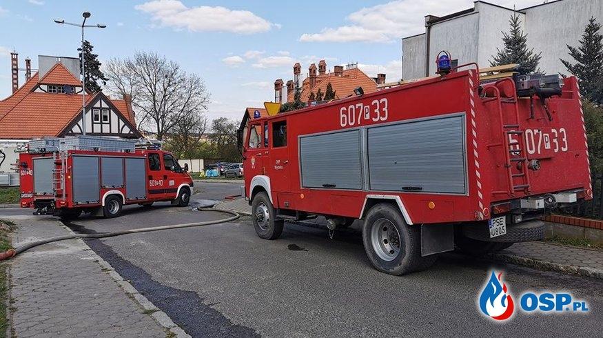 Trzy zdarzenia jednego dnia... OSP Ochotnicza Straż Pożarna