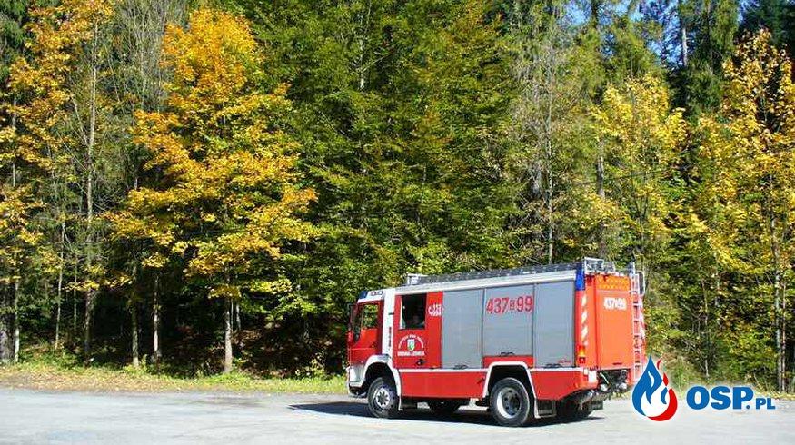 Ćwiczenia MDP grupy chłopców OSP Ochotnicza Straż Pożarna