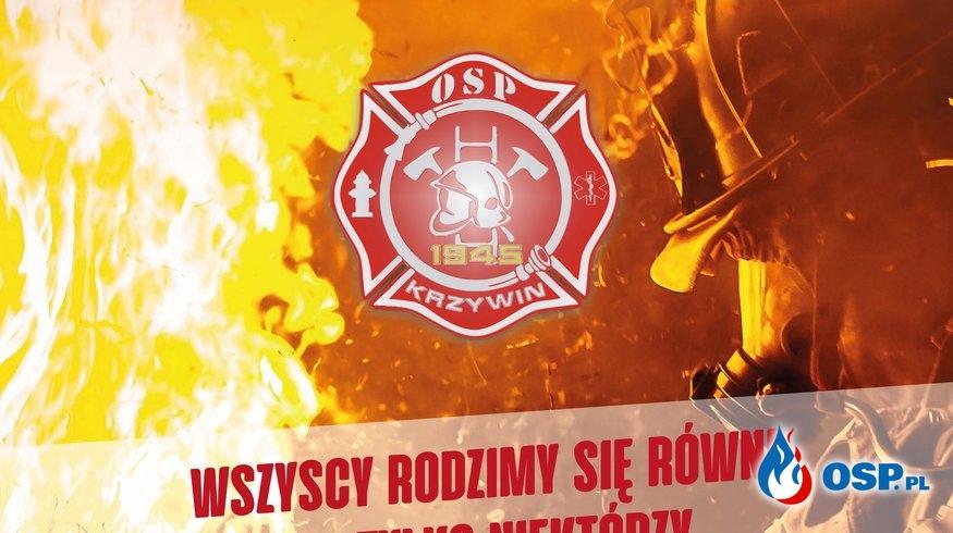 Informacja z wyboru najkorzystniejszej oferty na dostawę fabrycznie nowych wozów strażackich dla jednostek OSP w Widuchowej i Krzywinie. OSP Ochotnicza Straż Pożarna