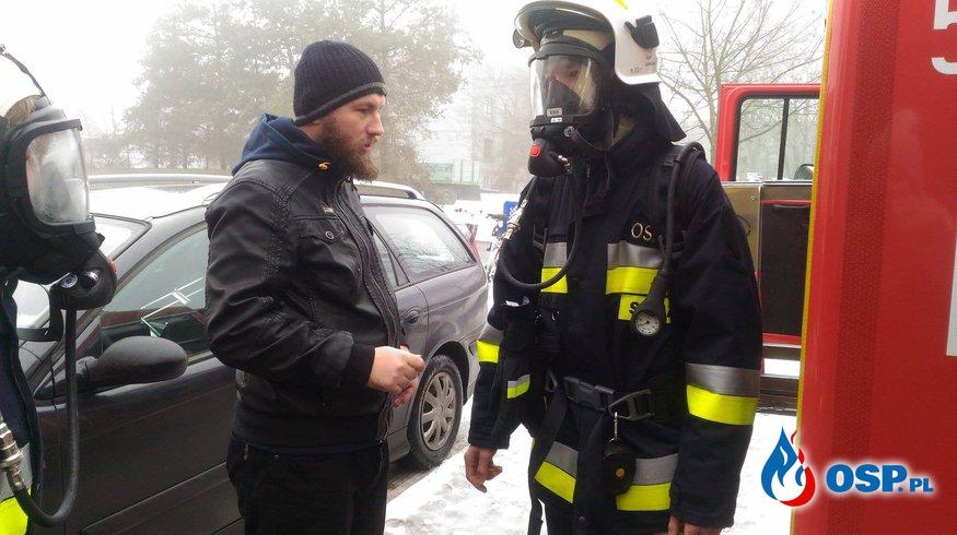 Ćwiczenia z AODO OSP Ochotnicza Straż Pożarna