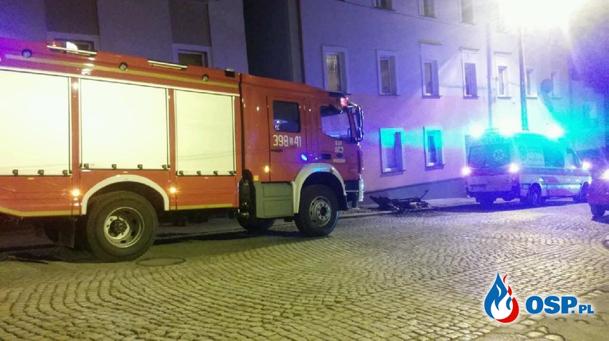 O WŁOS OD TRAGEDII OSP Ochotnicza Straż Pożarna