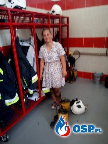 Dwa niebezpieczne pożary traw i nieużytków - 1 lipca 2019r. OSP Ochotnicza Straż Pożarna
