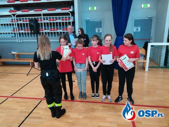 Trzy, pełne emocji brązy dla najmłodszych! OSP Ochotnicza Straż Pożarna