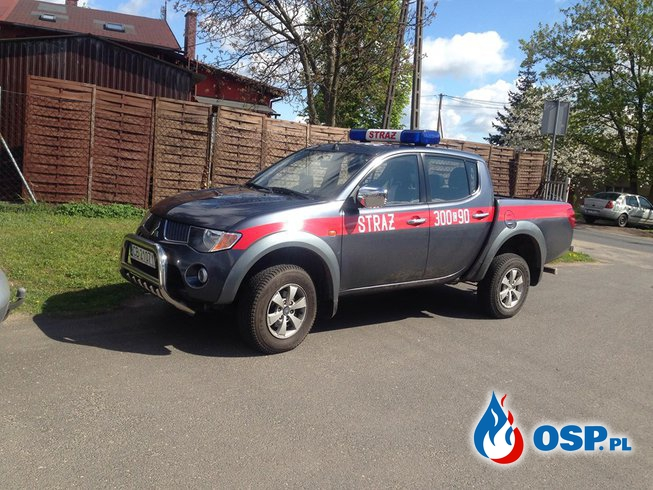 Inspekcja gotowośći na 5+ OSP Ochotnicza Straż Pożarna