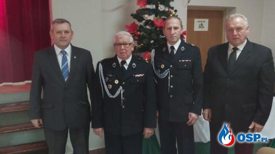 Spotkanie świąteczno- noworoczne. OSP Ochotnicza Straż Pożarna