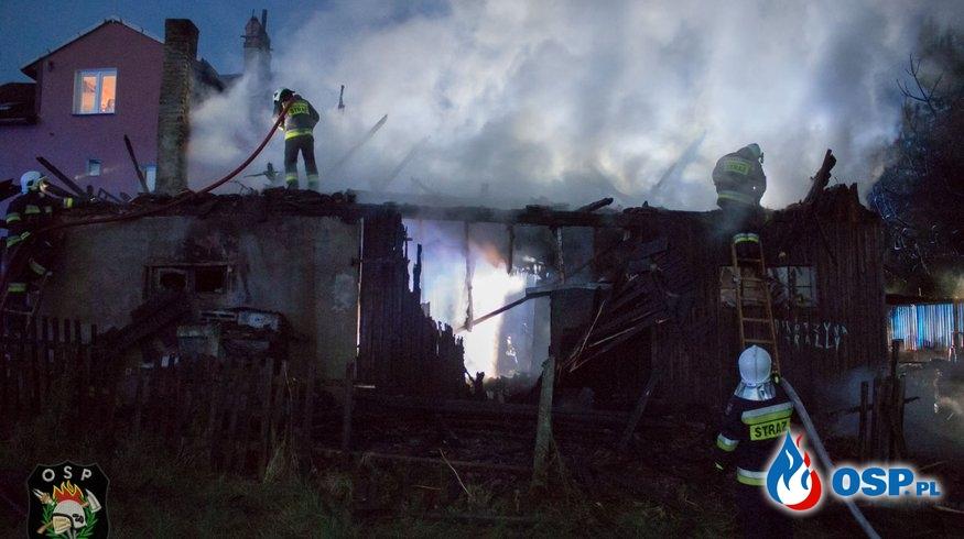 ALARM! 14/2019 OSP Ochotnicza Straż Pożarna