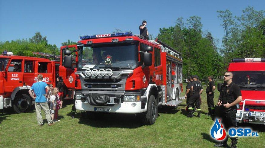 II Wojewódzkie Pokazy Strażackie OSP Ochotnicza Straż Pożarna
