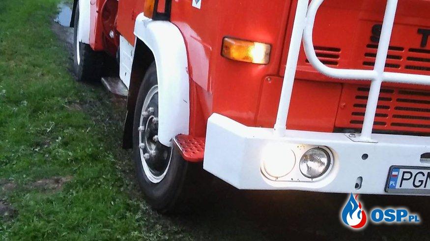 Pracowity weekend strażaków OSP Karniszewo OSP Ochotnicza Straż Pożarna