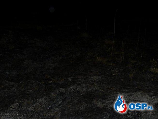 3/16 kolejny pożar nieużytków w miejscowości Niedary OSP Ochotnicza Straż Pożarna