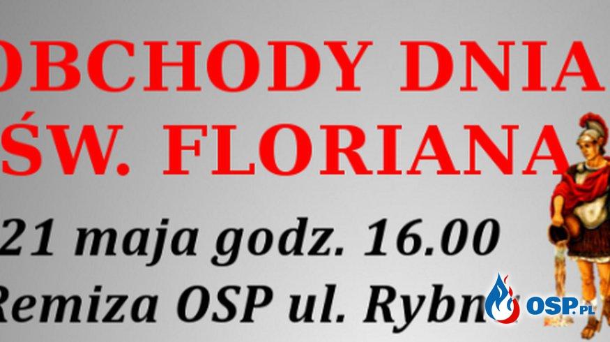Zapraszamy na Św. Floriana w OSP Brzeźce OSP Ochotnicza Straż Pożarna