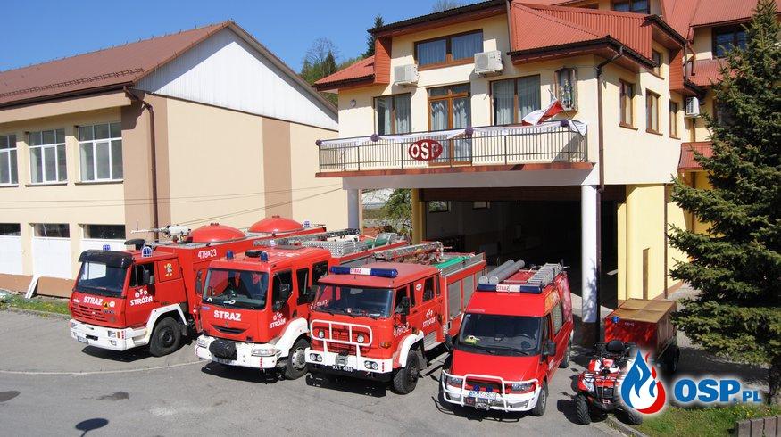 Zdjęcia części bojowej OSP Ochotnicza Straż Pożarna