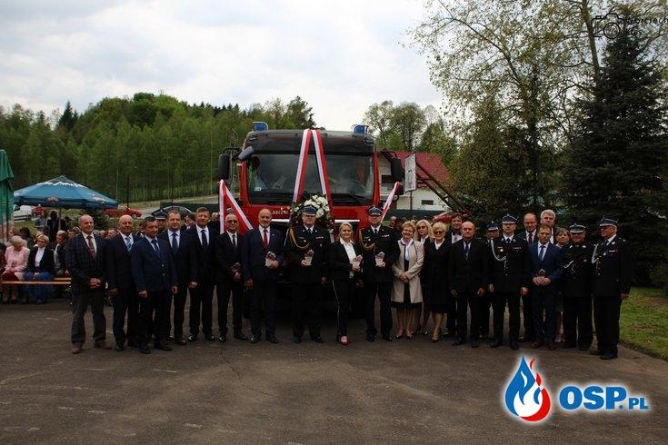 Gminny Dzień Strażaka wraz poświęceniem i przekazaniem nowego samochodu dla naszej OSP OSP Ochotnicza Straż Pożarna