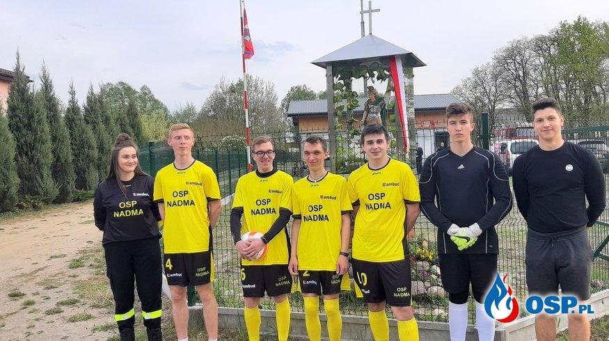 Towarzyski Mecz Piłkarski OSP Ochotnicza Straż Pożarna