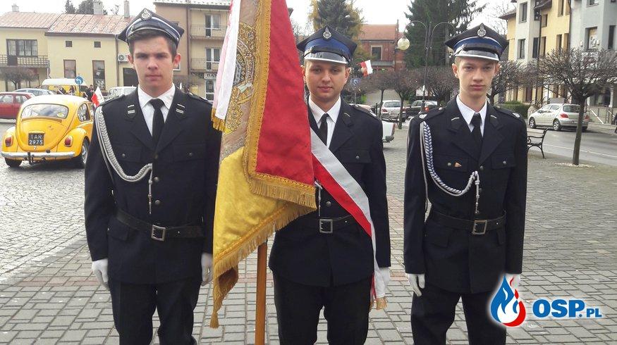 Dzień Niepodległości OSP Ochotnicza Straż Pożarna