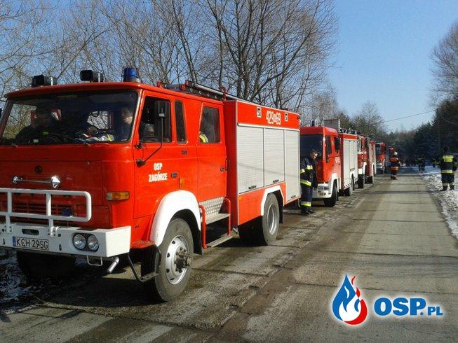 Główny wyjazdowy naszych strażaków OSP Ochotnicza Straż Pożarna