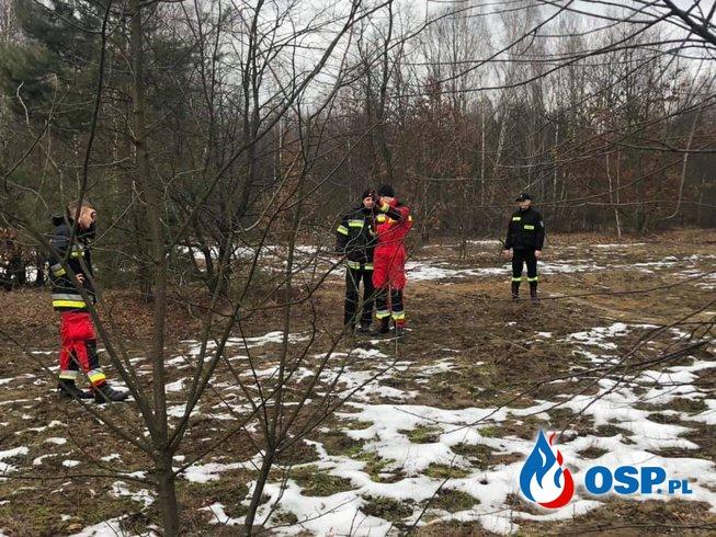 Manewry na Brusie OSP Ochotnicza Straż Pożarna