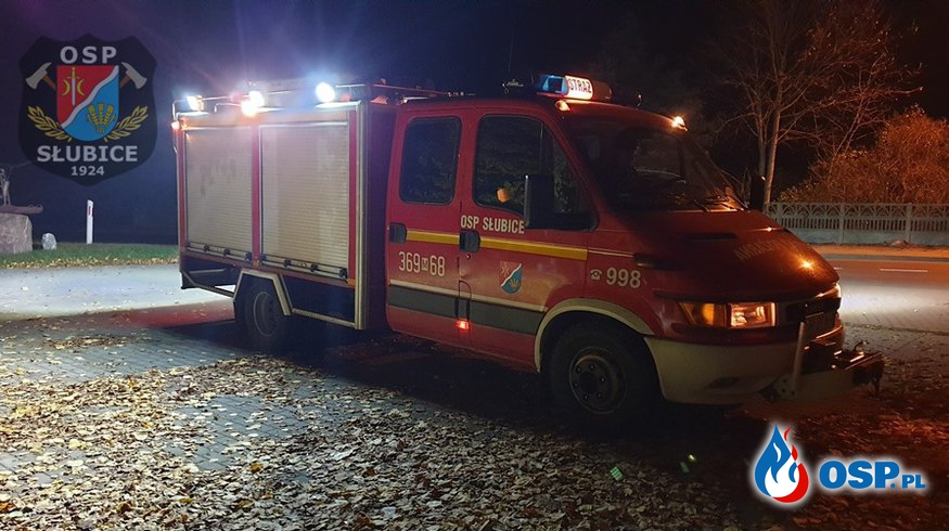 Nowe oświetlenie robocze [WIDEO] OSP Ochotnicza Straż Pożarna