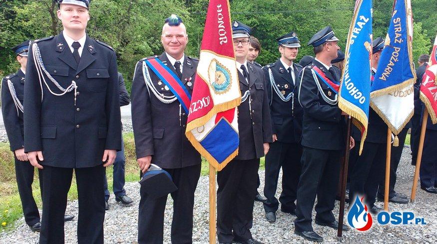Gminne Obchody Dnia Strażaka w Draganowej OSP Ochotnicza Straż Pożarna