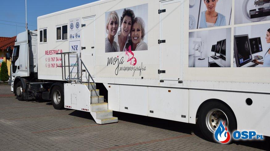 Mammografia OSP Ochotnicza Straż Pożarna