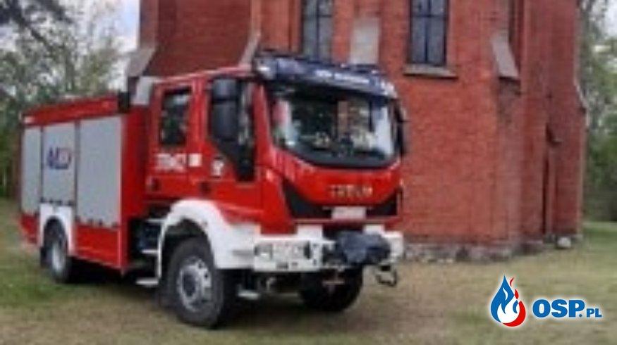 RÓJ OWADÓW OSP Ochotnicza Straż Pożarna