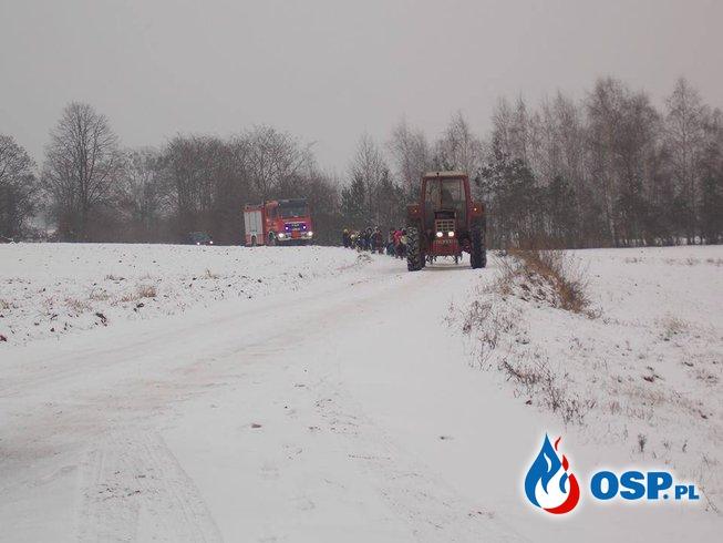 Kulig zorganizowany przez naszą jednostkę OSP Ochotnicza Straż Pożarna