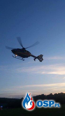 Szkolenie - Lotnicze Pogotowie Ratunkowe OSP Ochotnicza Straż Pożarna