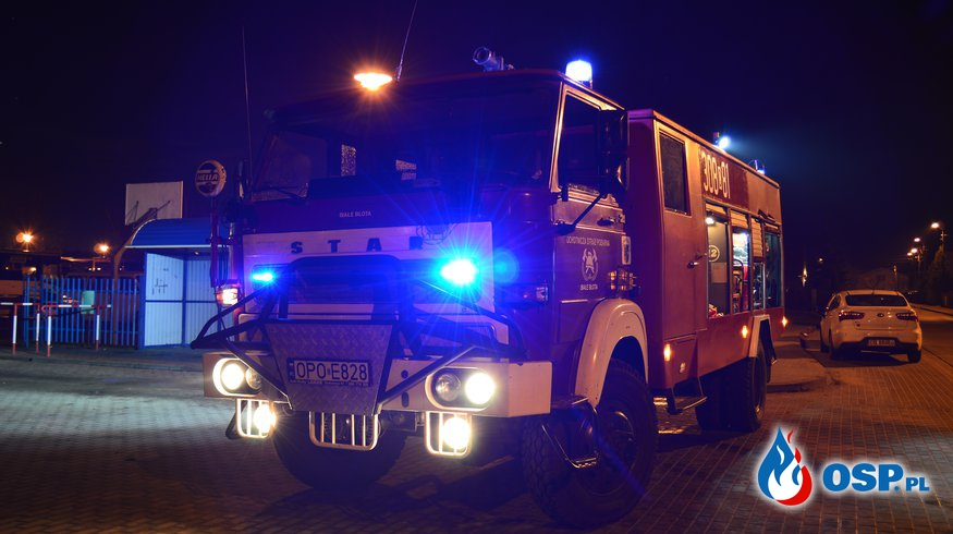 Zdarzenie 2/2018 OSP Ochotnicza Straż Pożarna