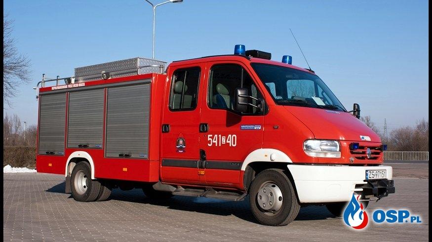 Gmina Biały Bór Nowy samochód Dla OSP SĘPOLNO WIELKIE OSP Ochotnicza Straż Pożarna