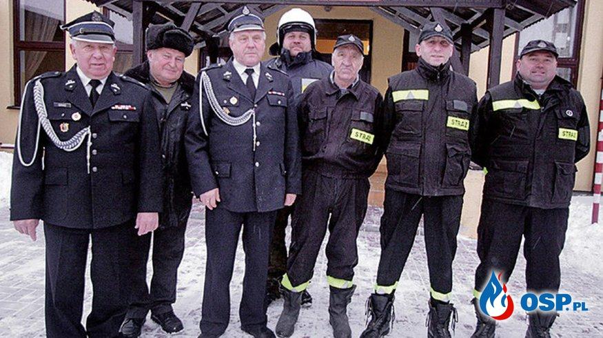 Tak o nas pisali. OSP Ochotnicza Straż Pożarna