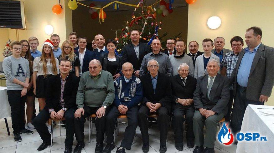 Spotkanie opłatkowe OSP Janiszewice 13.12.2015r OSP Ochotnicza Straż Pożarna