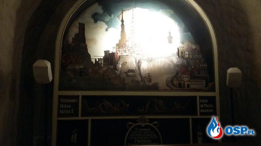 Zwiedzanie podziemi Starego Miasta OSP Ochotnicza Straż Pożarna