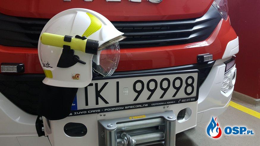 Fundusz sołecki OSP Ochotnicza Straż Pożarna