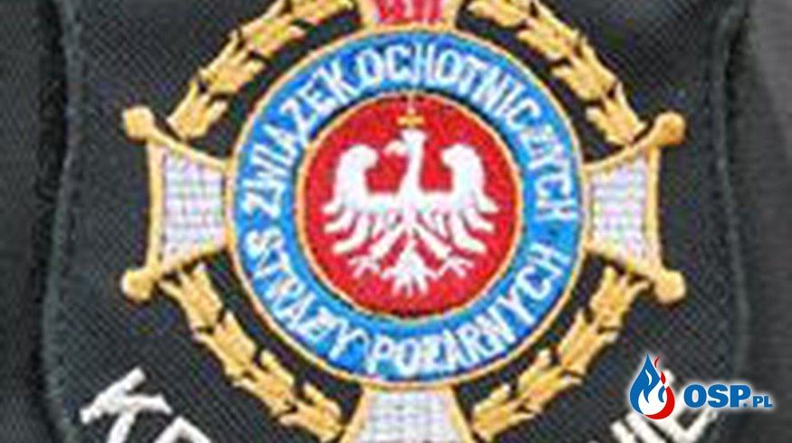Spotkanie przedzebraniowe. OSP Ochotnicza Straż Pożarna