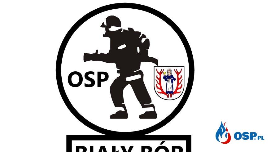 Biały Bór. Plama Oleju OSP Ochotnicza Straż Pożarna