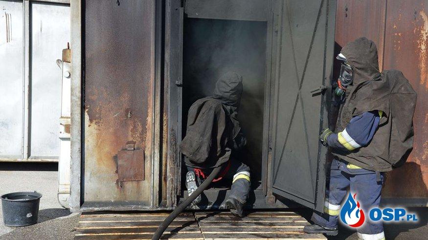 Szkolenie w Aschheim powiat Monachium OSP Ochotnicza Straż Pożarna