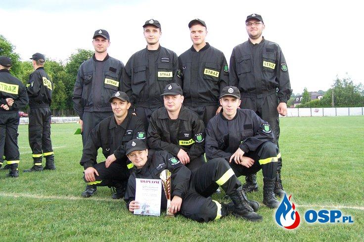 Gminne zawody sportowo-pożarnicze 2017r. OSP Ochotnicza Straż Pożarna