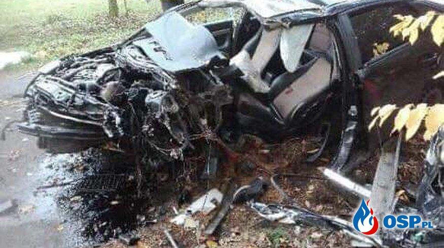 Śmiertelny wypadek OSP Ochotnicza Straż Pożarna