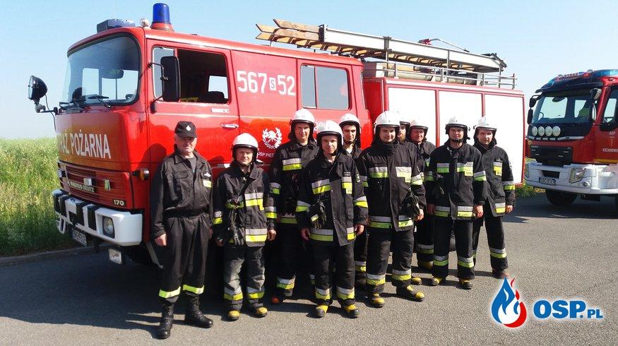 Międzynarodowe ćwiczenia w Sudice OSP Ochotnicza Straż Pożarna