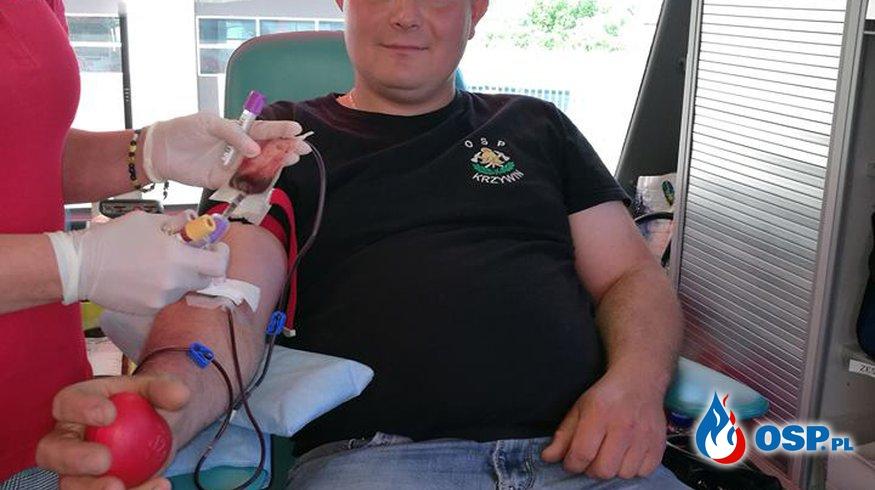 Krew dla Sławka!!! OSP Ochotnicza Straż Pożarna