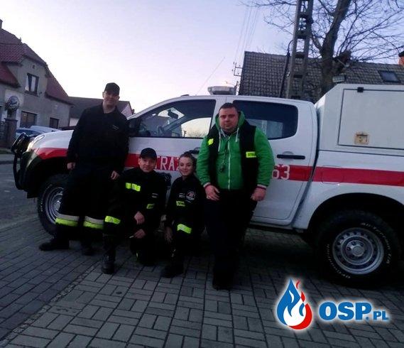 OSP Głoska vs. COVID19 OSP Ochotnicza Straż Pożarna