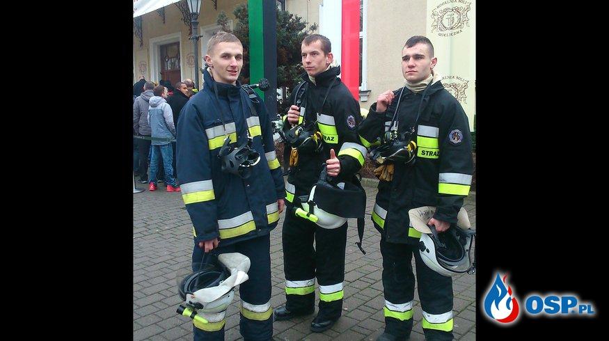 VII Barbórkowy Turniej Strażaków i Ratowników OSP Ochotnicza Straż Pożarna