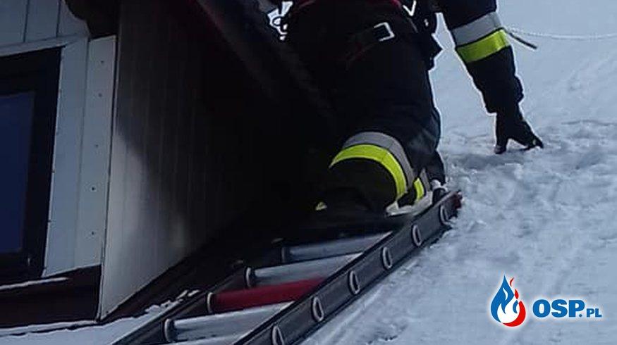 TRZY INTERWENCJE OSP Ochotnicza Straż Pożarna