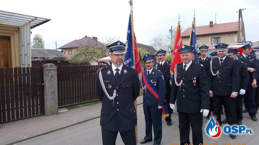 Gminne obchody Święta Narodowego 3 maja OSP Ochotnicza Straż Pożarna