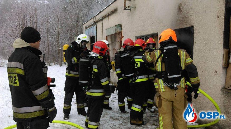 Taktyki gaszenia pożarów wewnętrznych OSP Ochotnicza Straż Pożarna