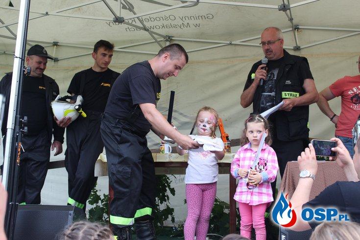 festyn w Karpnikach OSP Ochotnicza Straż Pożarna